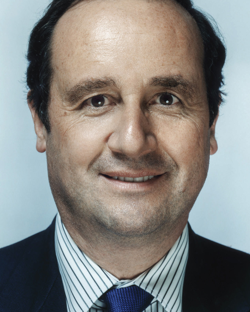 Jean-François Robert - Faces/Public  - Francois Hollande