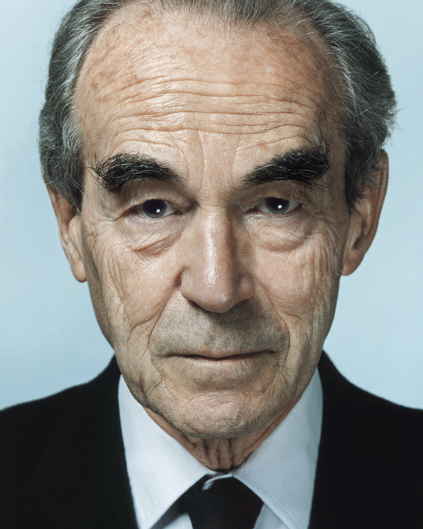 Jean-François Robert - Faces/Public  - Robert Badinter
