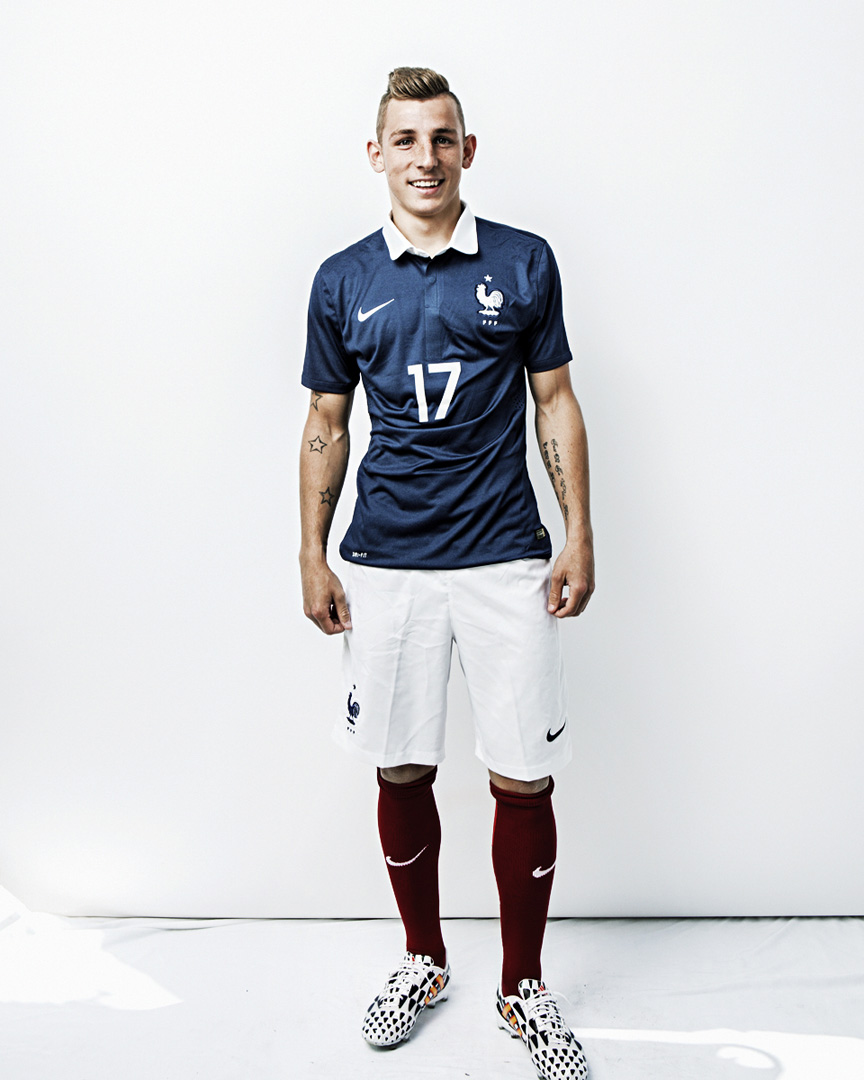 Jean-François Robert - Equipe de France de football - 15